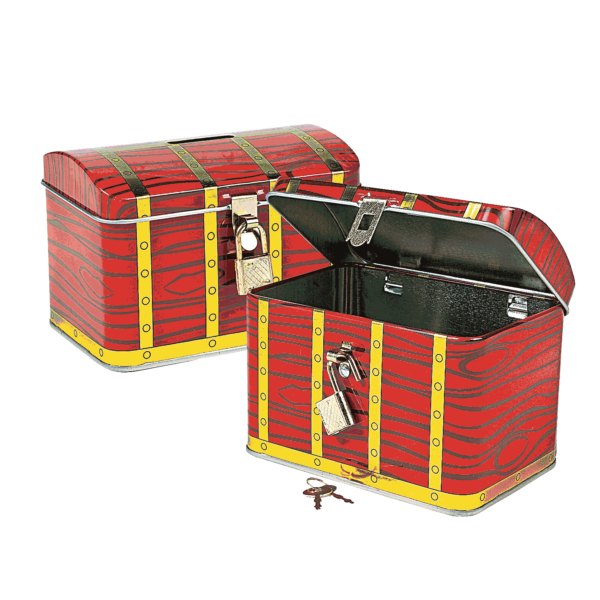 Large Self Mailing Treasure Chest