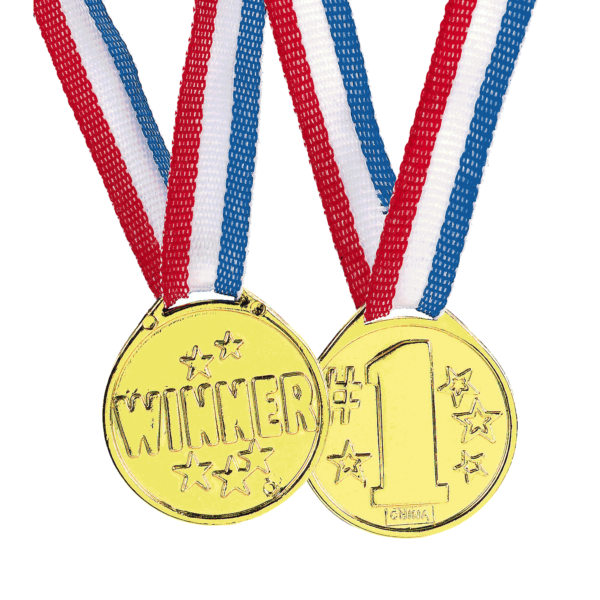 """Olympic """"Winner"""" Gold Medal"""