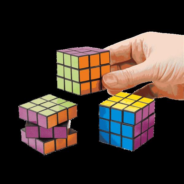 Mini Plastic Rubik's Cube